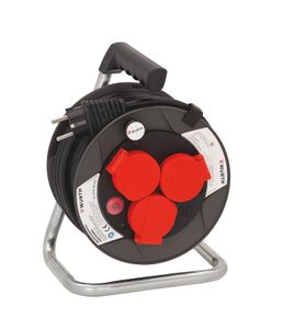 Würth Kunststoff-Kabeltrommel Kompakt 250 V - 0774101010