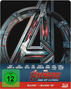 Avengers - Age of Ultron [Blu-ray 3D+2D]