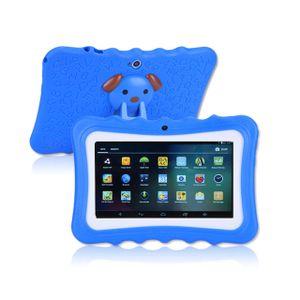 Kinder Tablet 7 Zoll  Kinder Tablet Android Tablet PC 16 GB Quad Core WiFi Tablet für Kinder - Blau