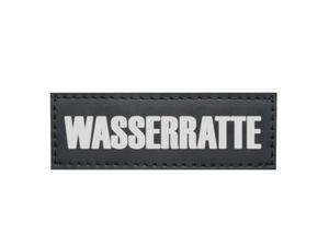Nobby Klettsticker WASSERRATTE - Set 2 St; 3 x 9 cm; 80591