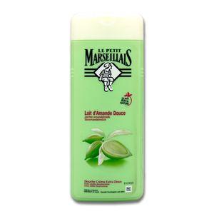 Le Petit Marseillais Duschcreme Süßmandelmilch, 400 ml