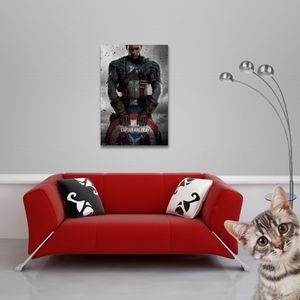 Marvel - Captain America - Film Kino Poster Plakat, 61x91,5 cm