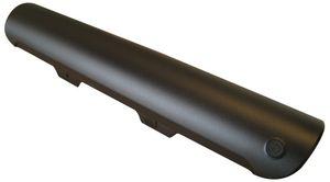 Gazelle batterieabdeckung Powertube schwarz