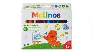 Malinos Babyzauber (ab 1 Jahr) 10 Malstiften