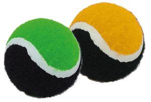 Schildköt Klettball-Ersatzbälle, 2 Bälle, Durchmesser 6,25cm, im Meshbag