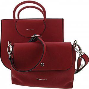 Tamaris Shopper Alexa red,  Größe in cm  31 x 12 x 25