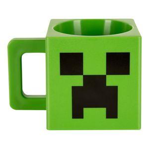 J!NX Minecraft Creeper Face PVC Tasse JX3315