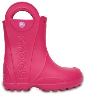 Crocs Handle It Regenstiefel Kinder candy pink Schuhgröße EU 32-33