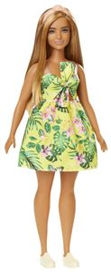 Barbie Fashionistas Puppe im Hawaii Kleid