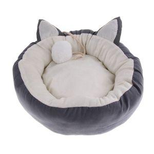 1 Stück Haustier Nest , Farbe Grau M