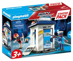 PLAYMOBIL City Action 70498 Starter Pack Polizei