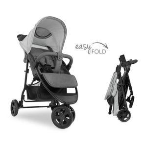 HAUCK City Kinderwagen Citi Neo 3 - grau