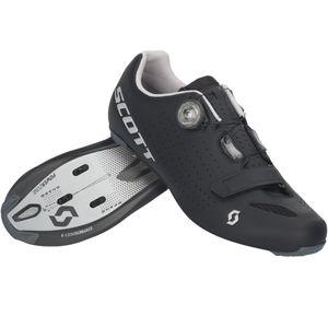 Scott Fahrradschuhe Road Vertec Boa black/silver 48 EU