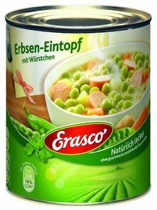Erasco Erbsen Eintopf mit Würstchen 800g