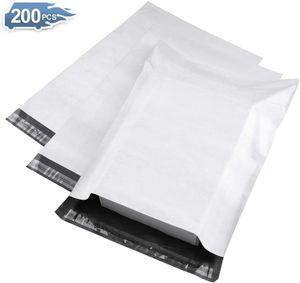 200 Versandtaschen C4, weiß, wasserdicht blickdicht selbstklebend