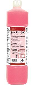 TASKI Sanitär-Unterhaltsreiniger Sani Cid 1 Liter auf Basis Zitronensäure