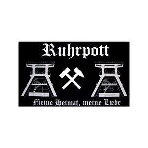 Ruhrpott Fahne XXL