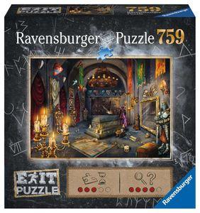 Ravensburger 00.019.961, Puzzlespiel, 759 Stück(e), Kinder & Erwachsene, 12 Jahr(e)