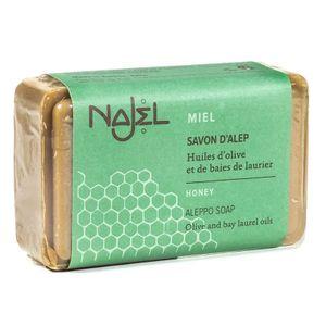 Najel Aleppo Honigseife im Doppelpack je 100 g