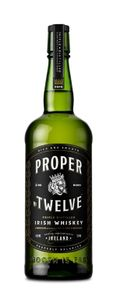Proper No. Twelve - Triple Distilled Whisky (0.7 l) - Lieblingswhisky des MMA Kampfsportlers Conor McGregor! Fan-Edition, Mixed Martial Arts, Ikone