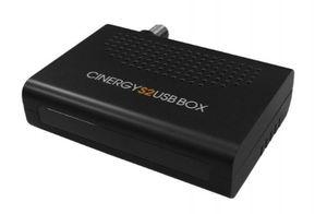 TerraTec  Cinergy S2 DVB-S Receiver schwarz