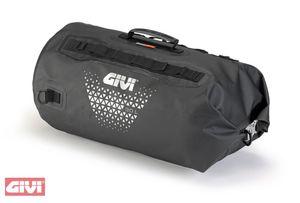 GiVi ULTIMA T -Waterproof Gepäckrolle Volumen 30 Liter, schwarz