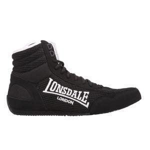 Lonsdale Herren, Herren Contender Boxing Boots 44