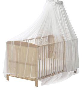 Playshoes - Mückennetz für Kinderbett - Weiß, Onesize