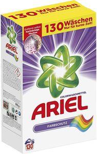 Ariel Waschmittel Pulver Color Farbschutz 130 WL (8kg)