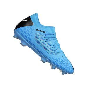 Puma Future 5.3 Netfit FG/AG Jr Fußballschuhe leuchtend blau Kinder