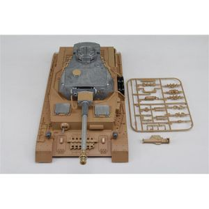 Torro Panzer IV Oberwanne mit Turm IR