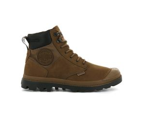 Palladium Pampa Shield WP Lux Mahogany Größe EU 47 Normal
