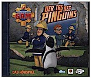 Feuerwehrmann Sam - Der Tag des Pinguins - Das Hörspiel