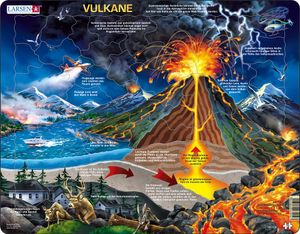 Larsen Vulkane 70-tlg.