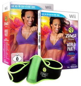 Zumba Fitness World Party inkl. Hüftgürtel
