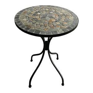 Mosaik Mosaiktisch Gartentisch Bistrotisch Tisch 60cm