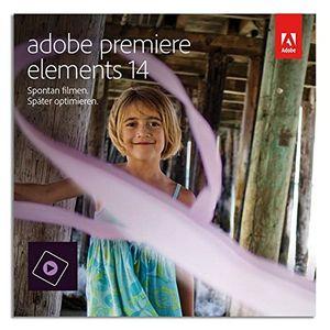 Adobe Premiere Elements 14 (Frustfreie Verpackung)