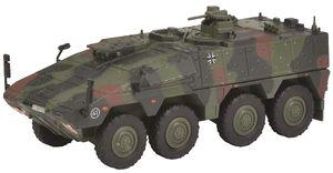 Schuco - Boxer Transportpanzer BW 1:87