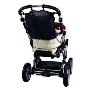 SUNNYBABY Universalnetz für Kinder- und Sportwagen mit Stoffeinhang - marine