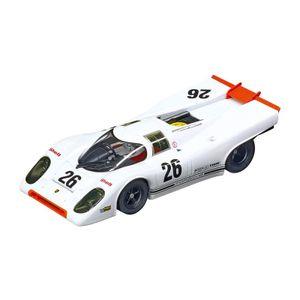 Carrera Digital 132 rennwagen Porsche 917K 1:32 weiß