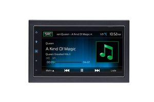 Mac Audio Mac 520 DAB Navigations-/Multimedia Receiver Bluetooth 2 Din