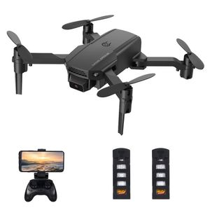 KF611 RC Drohne mit Kamera 4K Mini Drohne Faltbares Quadcopter Indoor Spielzeug fš¹r Kinder mit Funktion Flugbahn Flug Headless Modus 3D Flug Auto Hover mit 2 Batterien