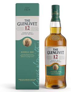 The Glenlivet 12 Jahre Single Malt Scotch Whisky in Geschenkpackung   40 % vol   0,7 l
