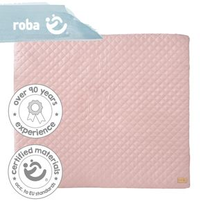Wickelauflage roba Style rosa