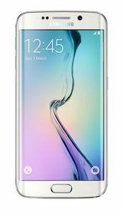 Samsung Galaxy S6 edge SM-G925F, 12,9 cm (5.1 Zoll), 3 GB, 32 GB, 16 MP, Android 5.0, Weiß