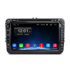 8 Zoll 2Din Android Autoradio für VW Golf 5 golf 6 Passat Touran Skoda seat Polo Navi DVD
