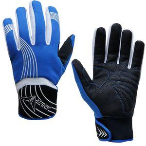 Skihandschuhe Ski Snowboard Handschuhe Herren Damen blau