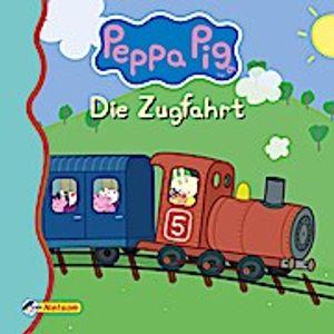Korda, S: Maxi-Mini 2: Peppa: Die Zugfahrt