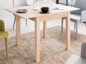 """Esszimmertisch Küchentisch Esstisch Auszugstisch Holztisch Tisch """"Crawley I"""" Sonoma-Eiche"""