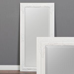 Spiegel BESSA barock pur weiß 100x50cm